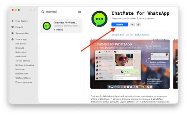 ChatMate for WathsApp
