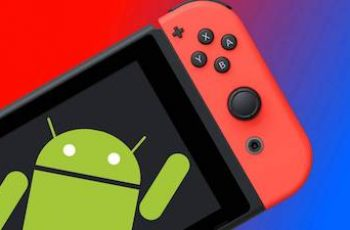 Android 10 su Nintendo Switch